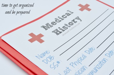 the importance of medical history